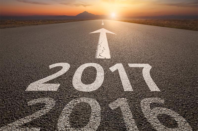 2017 road arrow