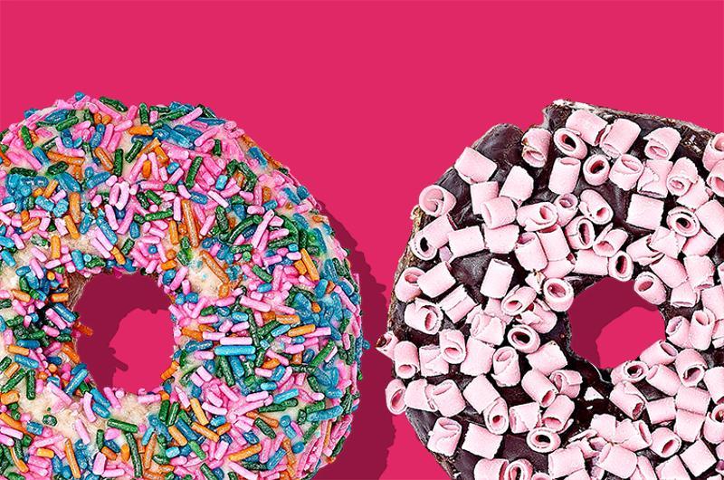 doughnut happy hour