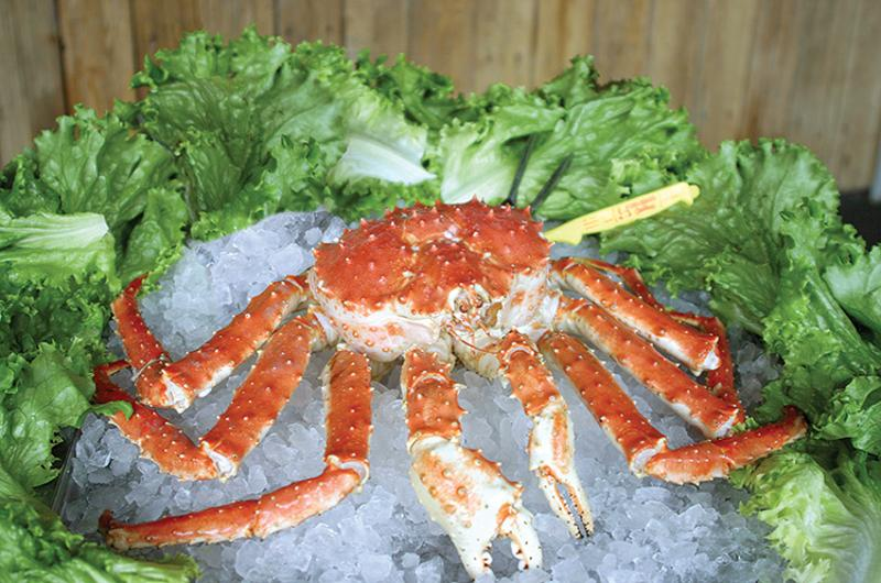 bob chinns king crab