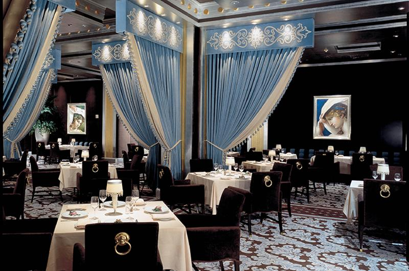 prime steakhouse main dining room