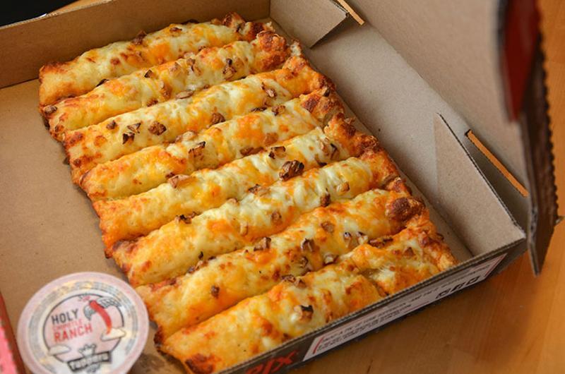 3 cheese garlic stix