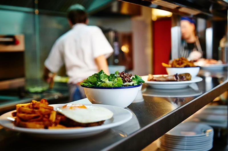 restaurant kitchen orders