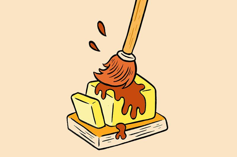 butter bonus flavor