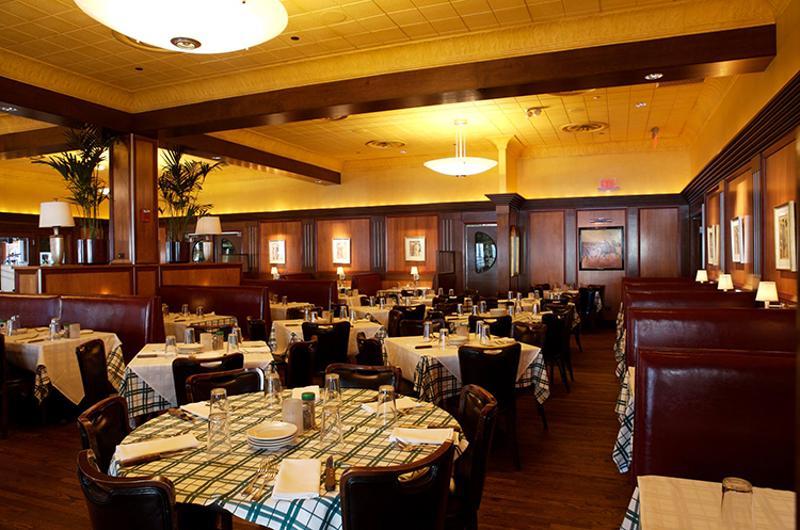 gibsons rosemont interior