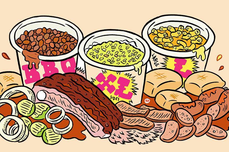 inbetween portions