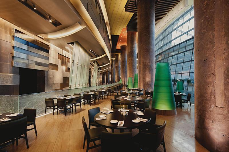 aria cafe interior