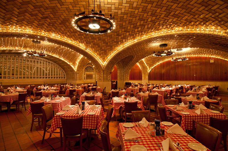 grand central oyster bar interior
