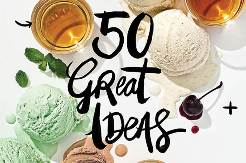 50 great ideas