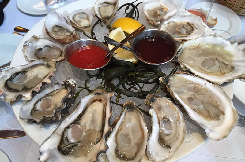 balthazar oysters