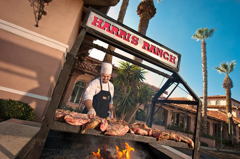 harris ranch chef meat