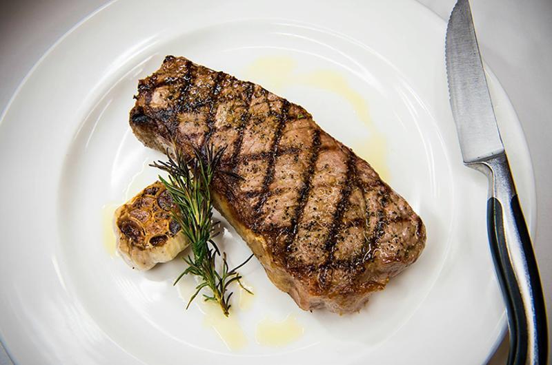 delmonico steakhouse steak