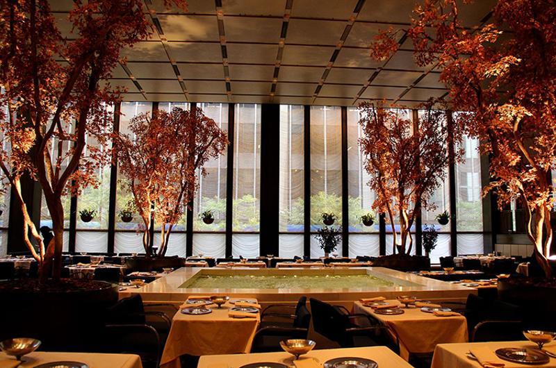 four seasons restaurant