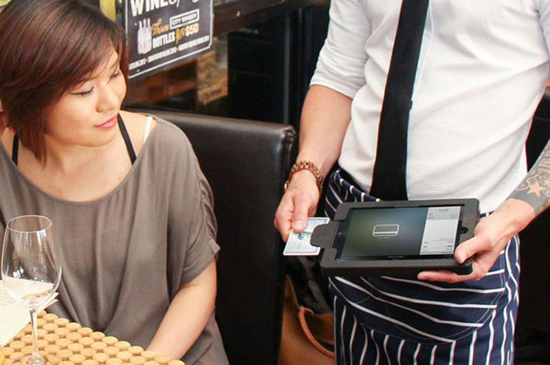 restaurant server tablet ipad