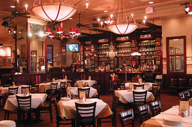 carmines atlantic city interior
