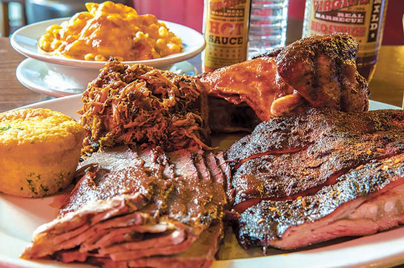 virgils real barbecue meats