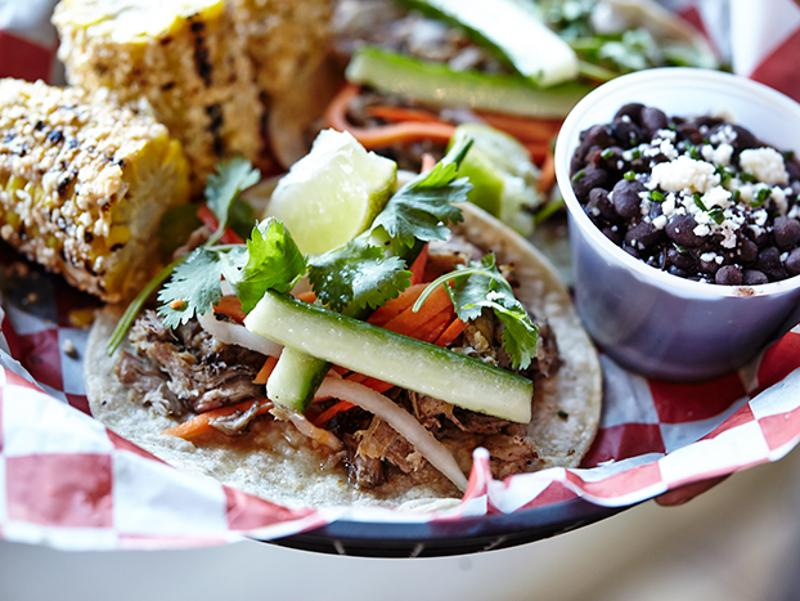 acme beer belly tacos