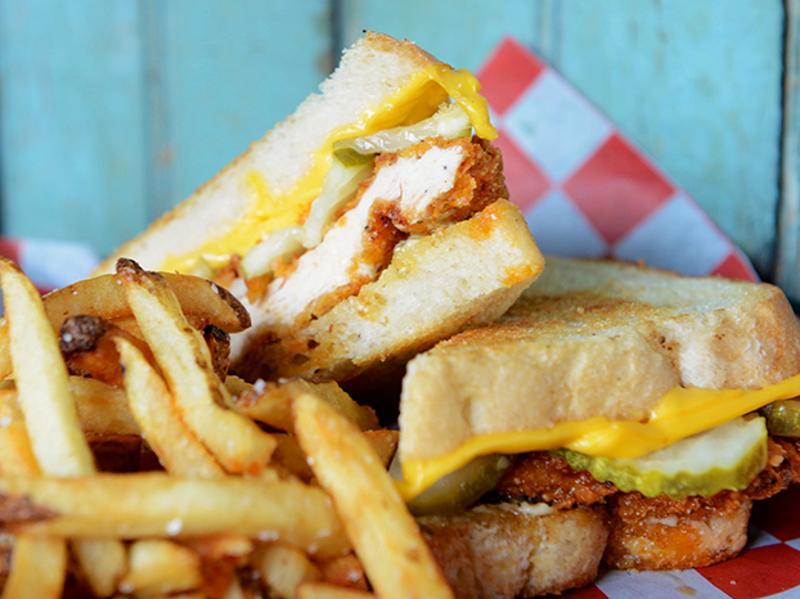 acme hot chicken sandwich