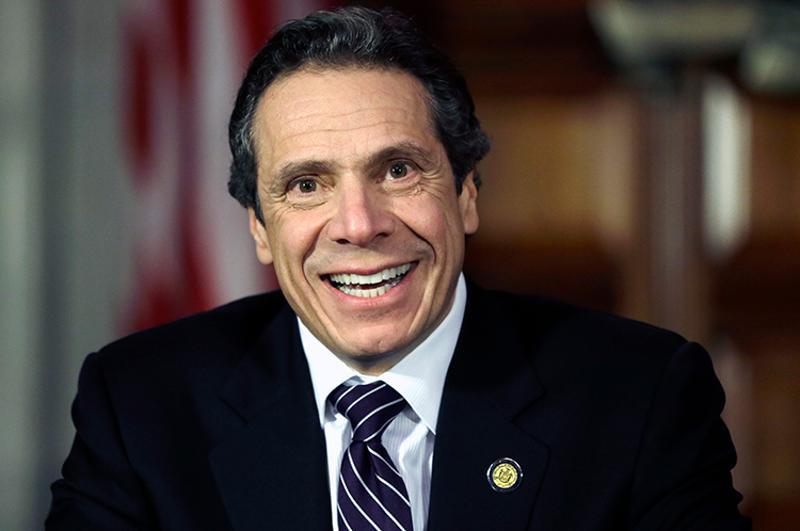 Andrew Cuomo, Governor, New York