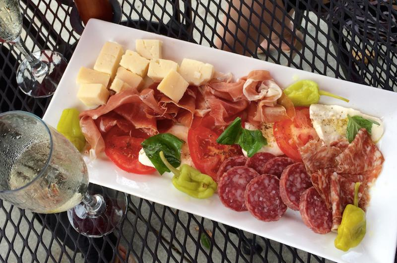 Cured Meats, Breads and Cheeses
