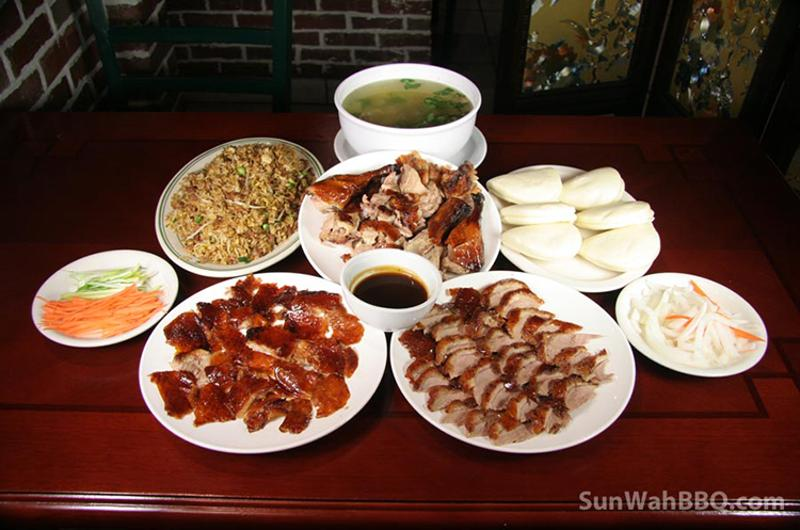 Beijing Duck Feast