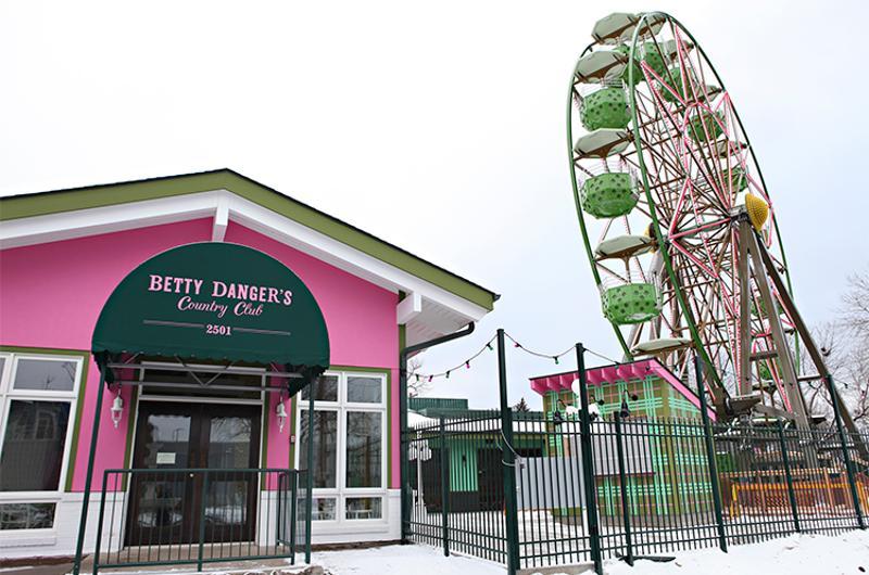 betty dangers ferris wheel
