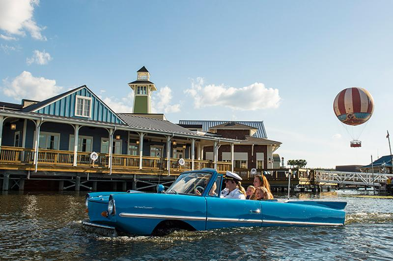 boathouse orlando amphicar