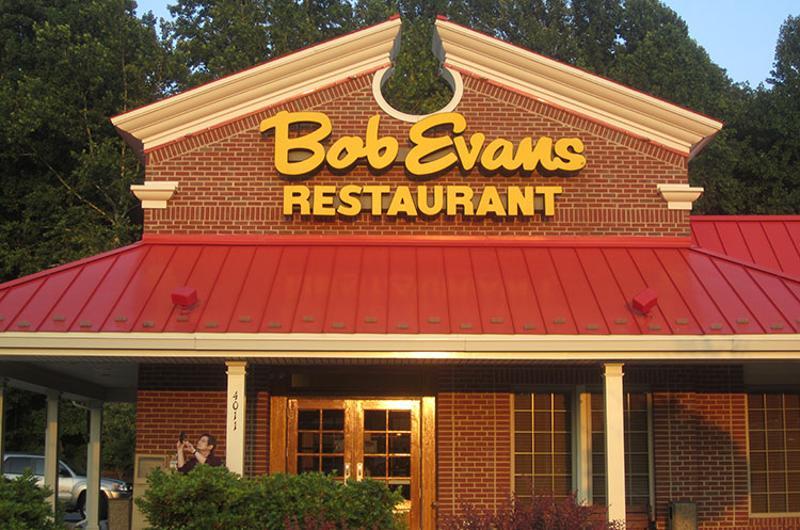 bob evans restaurant exterior