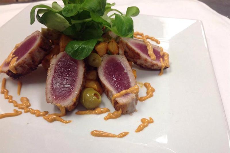 chachama grill tuna
