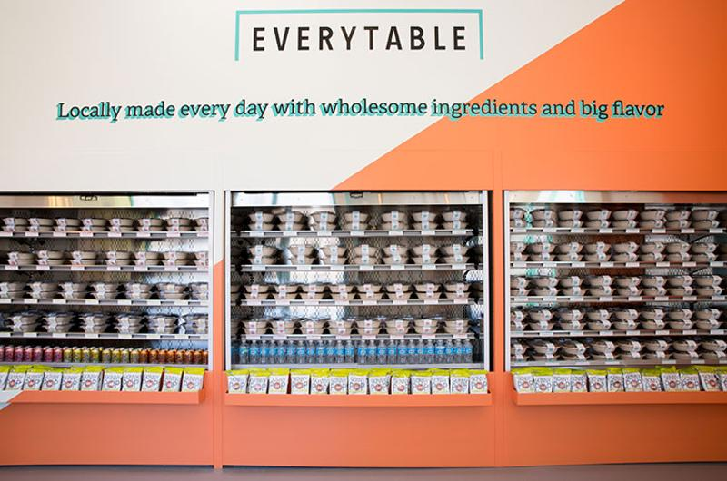 everytable display
