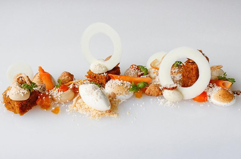 fearrington hous restaurant dessert