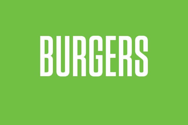 flavor slideshow burgers