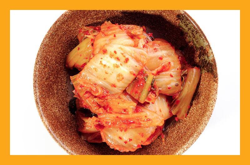 kimchi bowl