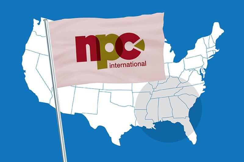 franchising map npc