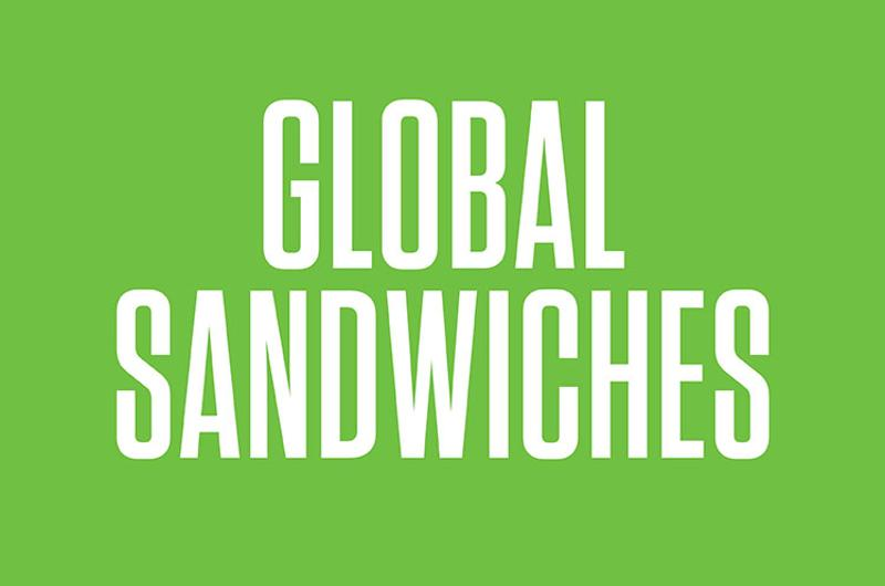 Global sandwiches