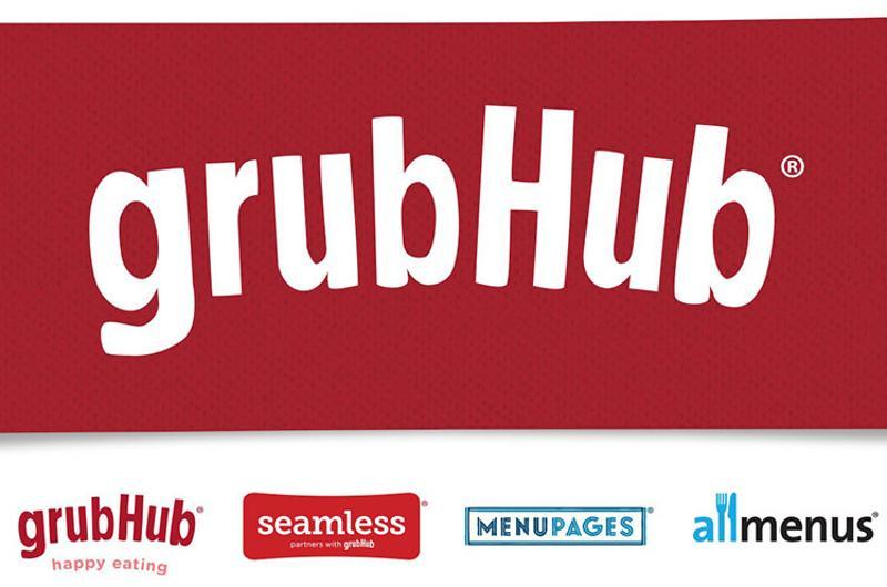 grubhub inc portfolio brands logo