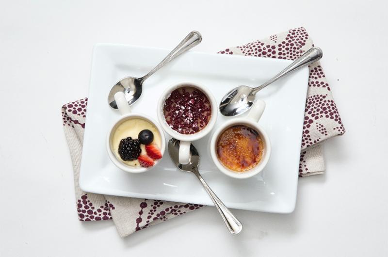houlihans dessert flight
