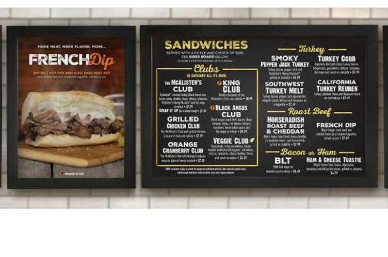 infuse brand message mcalisters