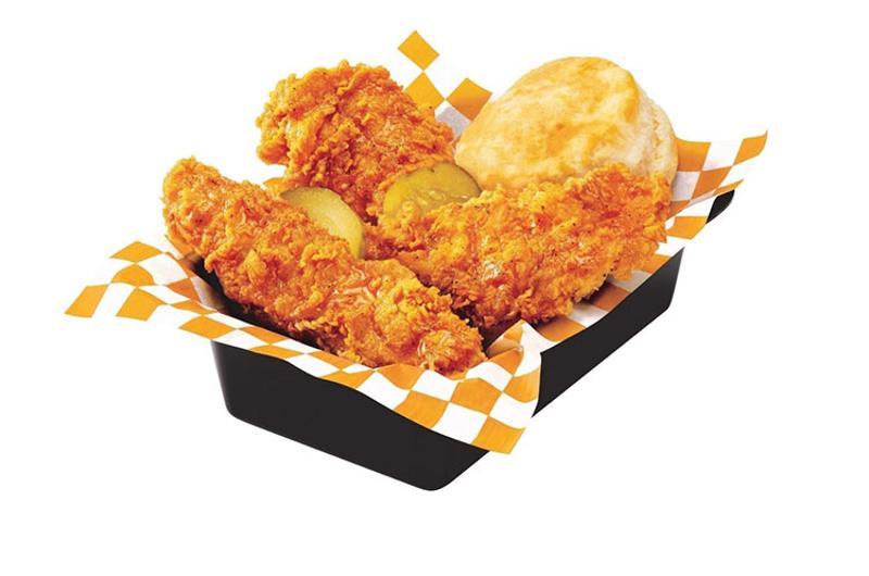 kfc honey chicken basket