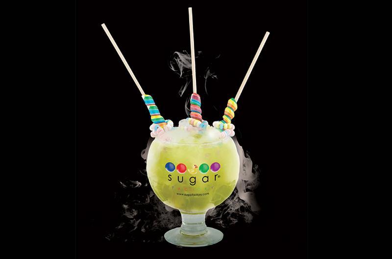 lollipop passion goblet