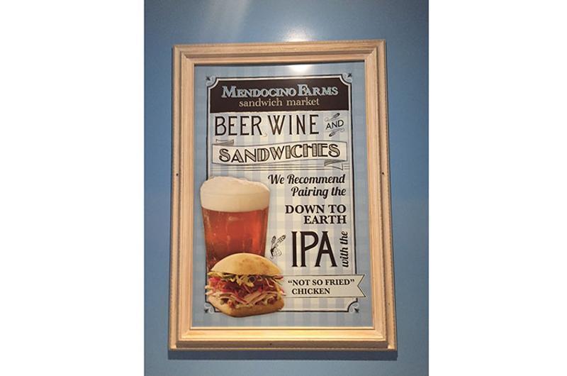 mendocine poster