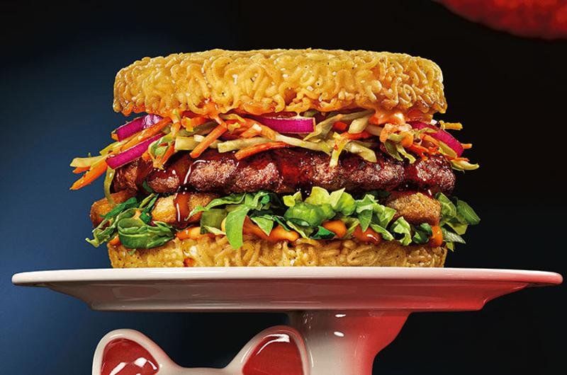 red ramen robin burger