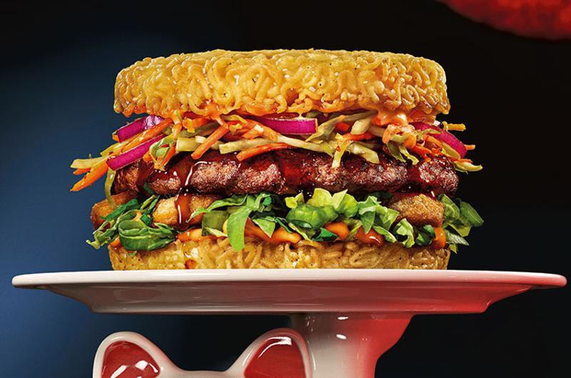 red ramen robin burger
