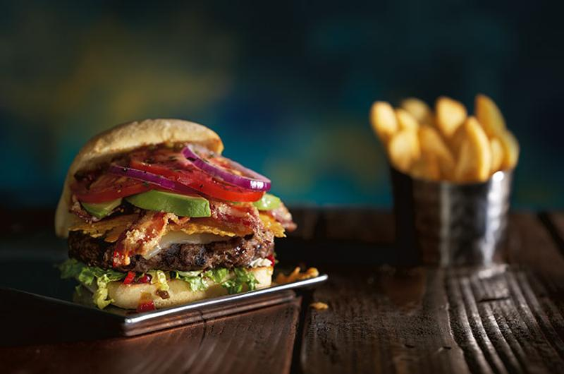 red robin mad love burger