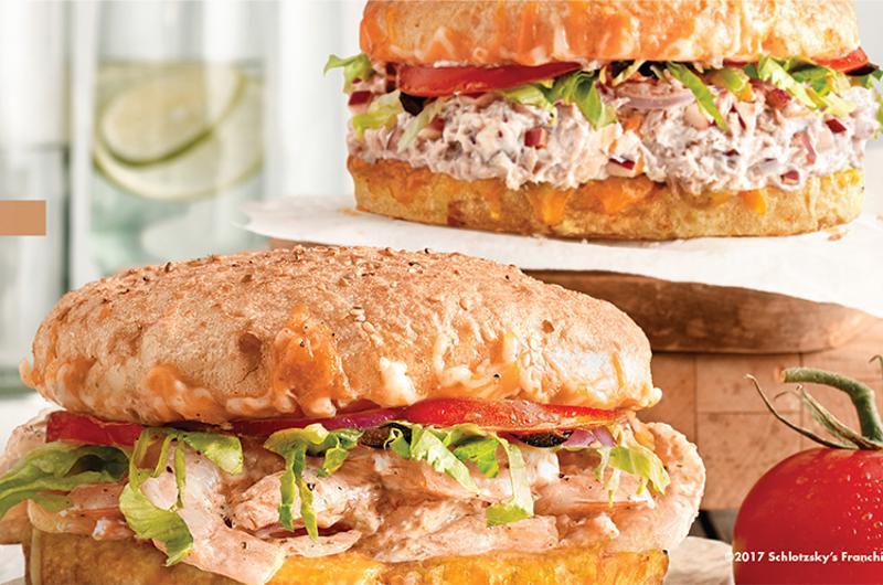 schlotzskys sandwiches