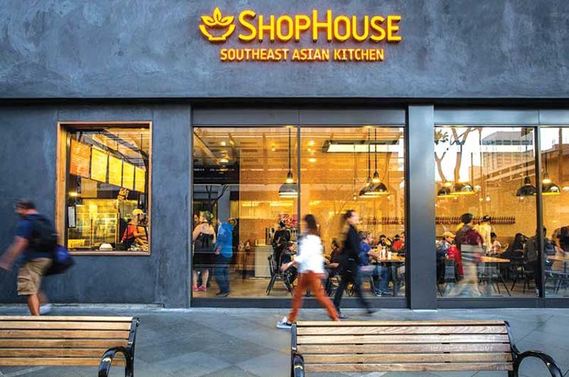 shophouse urban unit