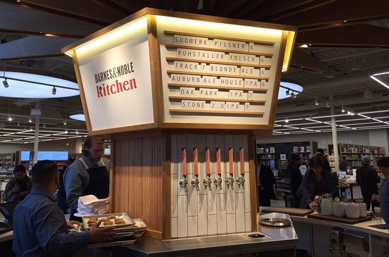 barnes noble kitchen