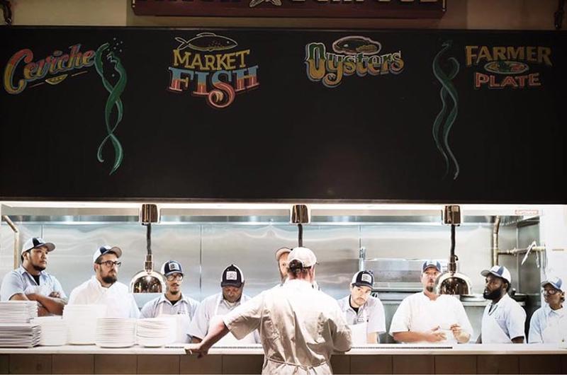 fin pearl interior chefs