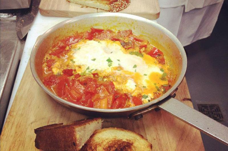 tatte bakery cafe shakshuka