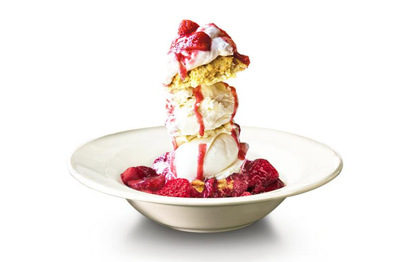 teds montana grill strawberry shortcake