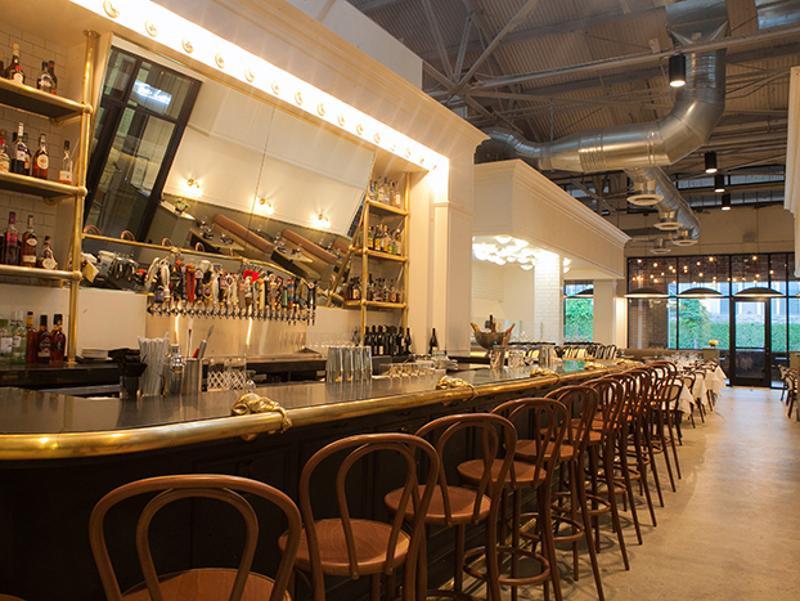 the luminary bar